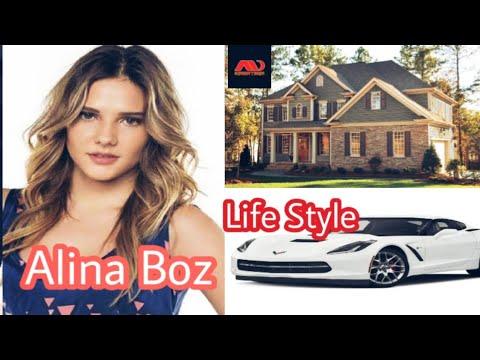 Alina Boz Lifestyle, Net worth, age, Boyfriend(can Ozer) facts,(Elima Brikama)