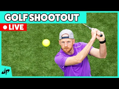 LIVE: The DP Quarantine Classic – Golf Shootout