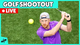 LIVE: The DP Quarantine Classic - Golf Shootout