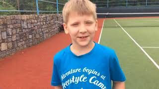Activity in FreeStyleCamp. Активити в лагере Фристайл 2018 1я смена