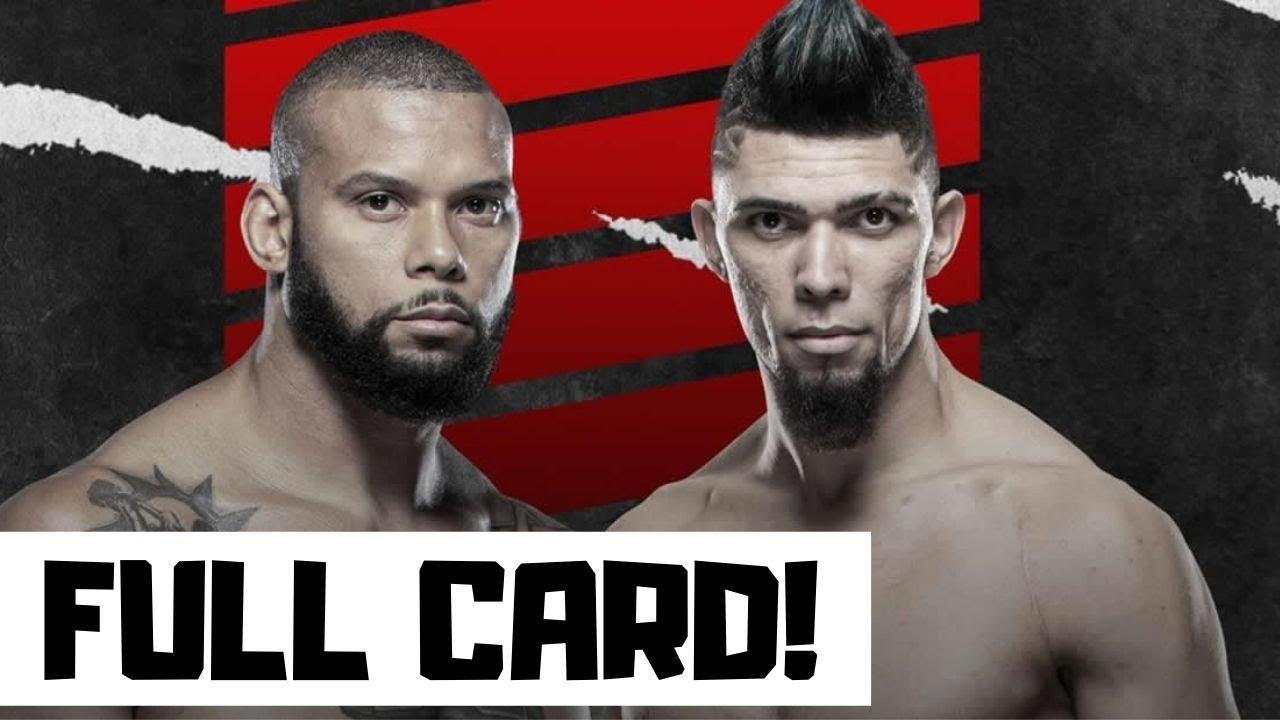 UFC Fight Night results, highlights: Thiago Santos bounces back ...