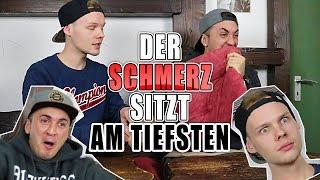 DER SCHMERZ SITZT AM TIEFSTEN