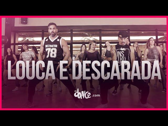 Louca e Descarada - MC GW | FitDance TV (Coreografia) Dance Video