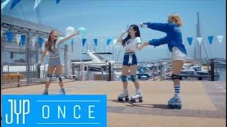 "【TWICE】PINK lemonade ""MV"" 自作MV!!!!!"