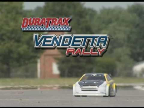 Raw Performance: DuraTrax 1:18 Vendetta Rally Car
