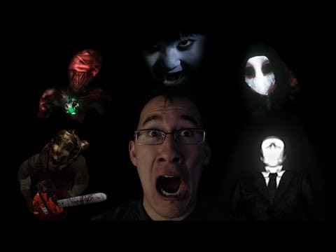 Random Horror Reaction Compilation #2