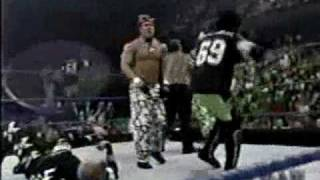 Road Dogg vs. Grandmaster Sexy - 08.03.00
