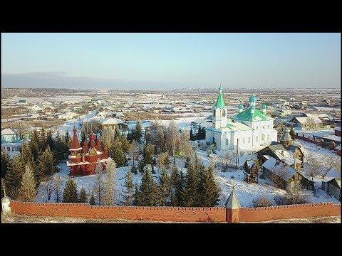 Катайск, Рождественская гонка. Борьба за барана Full HD