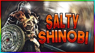 A Very Salty Shinobi! - For Honor Warlord Duels!