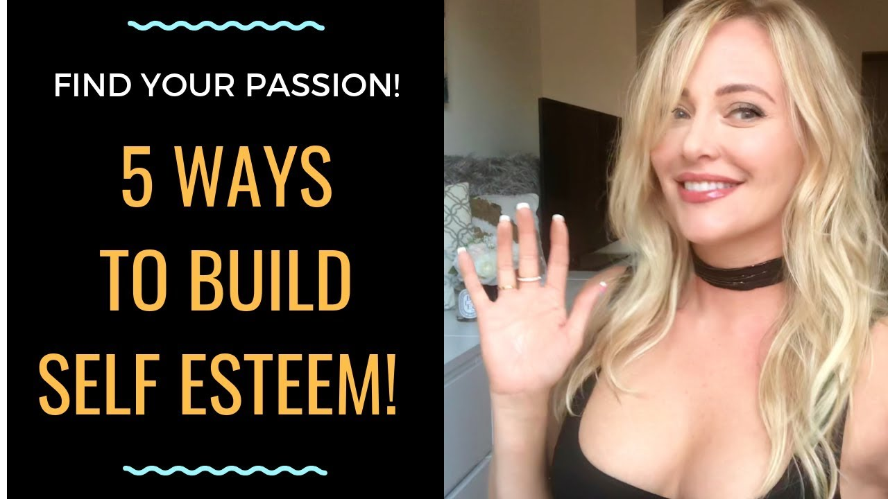 POPULARITY ADVICE: 5 Ways To Build Confidence And Find The Real YOU!   Shallon Lester