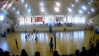 Atakent Elit - Bahçelievler Voleybol Midi Kızlar Voleybol Maçı 2. ve 3. Set