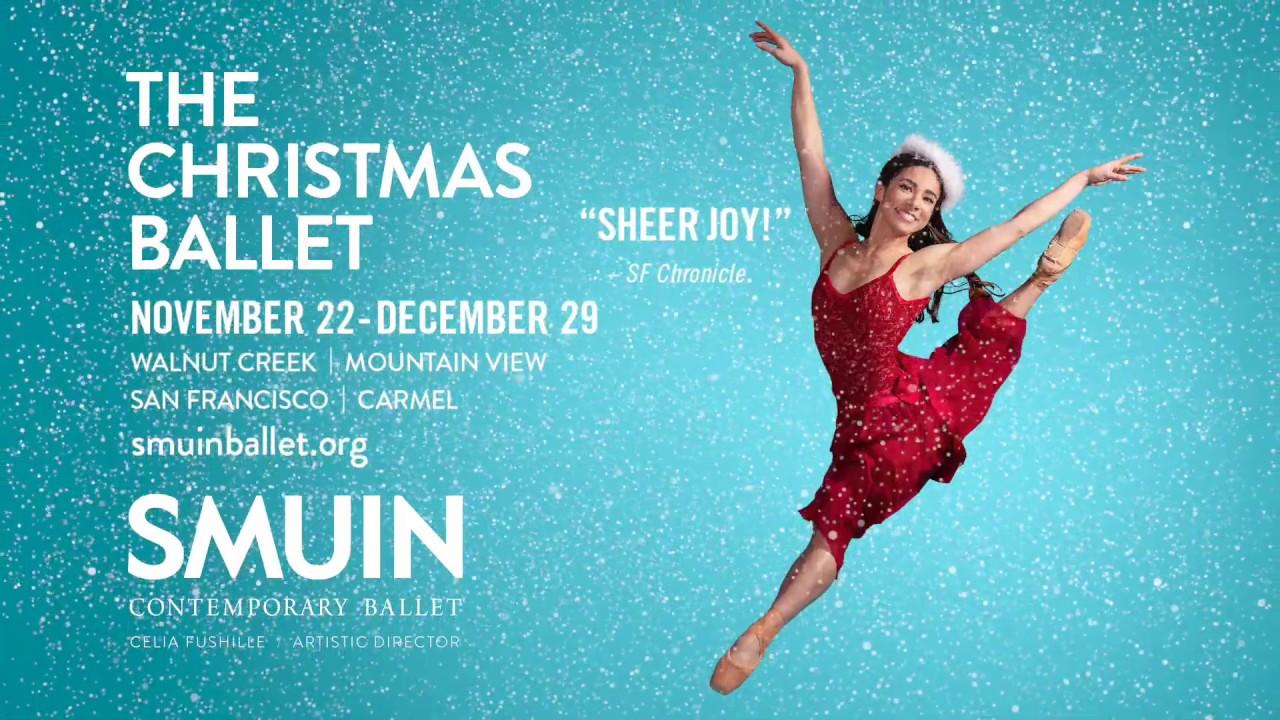 The Christmas Ballet   Smuin Ballet