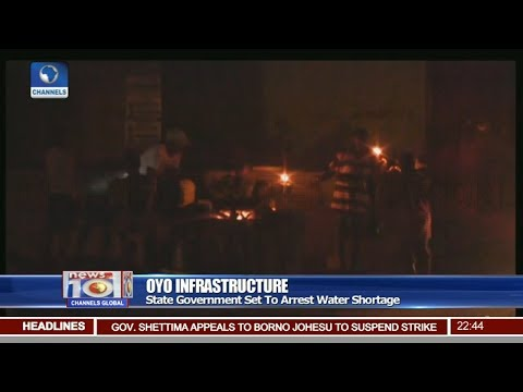 Apabiekun Residents In Oyo Protest Blackout, Estimated Billing Pt 3 | News@10 |