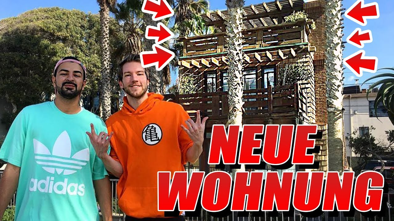Unsere Wohnung In Los Angeles Youtube