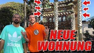 UNSERE WOHNUNG IN LOS ANGELES!