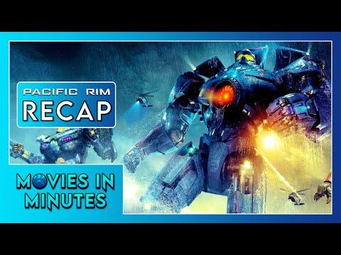 Pacific Rim in 5 minutes (Movie Recap)