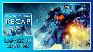 Pacific Rim in 5 Minขtes (Movie Recap)