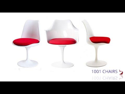 Tulip by Eero Saarinen - 1001 CHAIRS