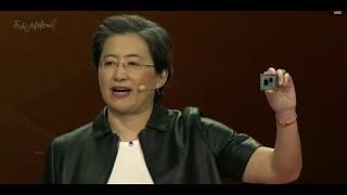 AMD เปิดตัวสินค้าใหม่เพียบ! ระดับ 7 นาโนเมตร!! (CES 2019) | TechLifeNow!