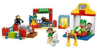 Lego Duplo Animal Clinic 6158 Building