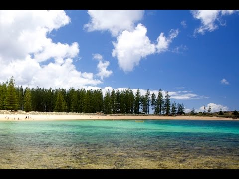 A Norfolk Island summer holiday :)