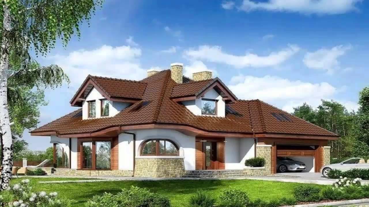 Mooi huis ontwerpen uit het buitenland youtube for Huizen tekenen
