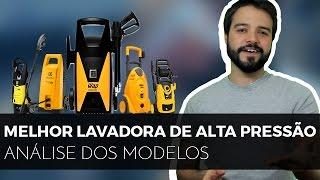 qual melhor LAVADORA DE ALTA PRESSÃO? | Wap, Karcher, Jacto e ++