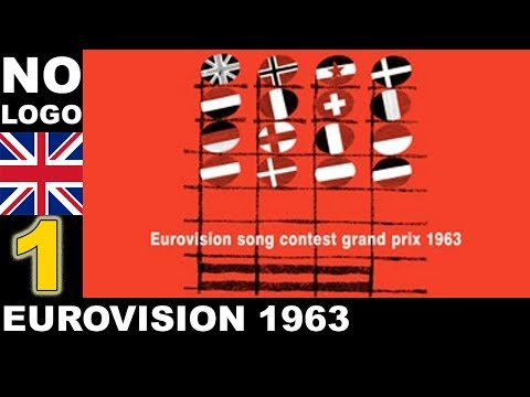Eurovision Song Contest 1963 [English commentary]