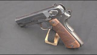 Zapętlaj Radom's Vis 35: Poland's Excellent Automatic Pistol | Forgotten Weapons