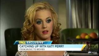 Video Katy Perry Interview GMA Good Morning America download MP3, 3GP, MP4, WEBM, AVI, FLV Desember 2017