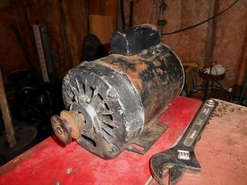 hqdefault canadian general electric 1 3 hp motor youtube GE Motor Model Number Lookup at soozxer.org
