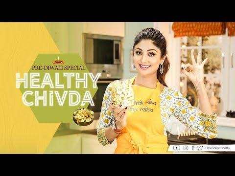 Healthy Chivda | Shilpa Shetty Kundra | Healthy Recipes | The Art of Loving Food thumbnail