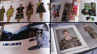 BA Fashion Design & Textiles FULL PORTFOLIO & EXPLANATION | First class degree