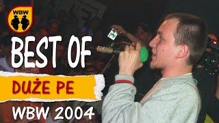 Mistrzowie WBW: DUŻE PE (2004) cz.1 # najlepsze wejścia, punche, riposty