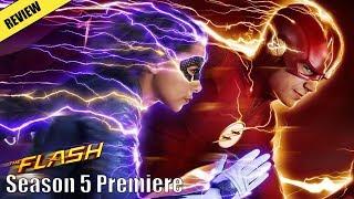 The Flash Season 5 Premiere (Review)