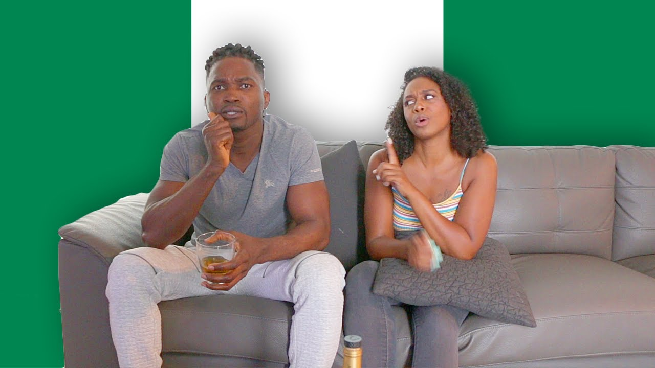 47f627a7712 You Know You are Dating a NIGERIAN Man When... - YouTube