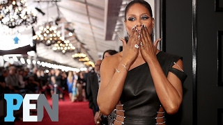 Laverne Cox Reveals How Beyoncé Made Her Ugly Cry | PEN | People