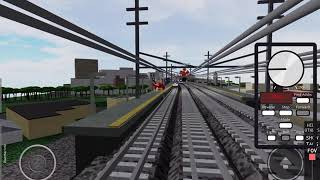 AEM-7 ROBLOX Northeast Corridor! Ro Scale|
