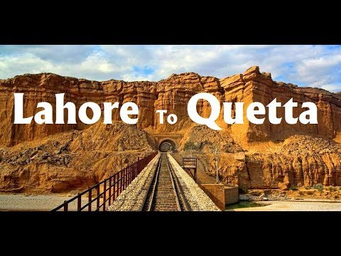 lahore-to-quetta-by-train-in-jaffar-express-travel-guide-&-vlog-2019