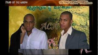 Rankus y Edwin - Acá (Produced by Dj Gordo)