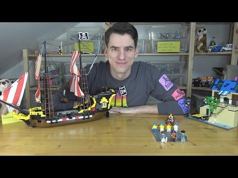 LEGO® Pirates 6285 - Black Seas Barracuda