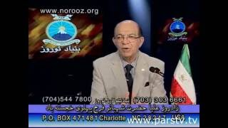 (Kiani Concept) interview with Mr Mehrdad Parsa on Pars TV