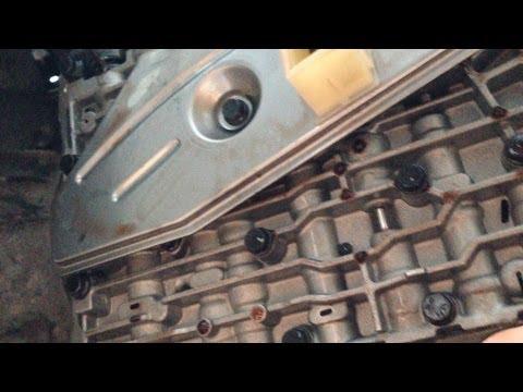 1992 Ford Ranger Transmission Fluid Change-A4LD/C3