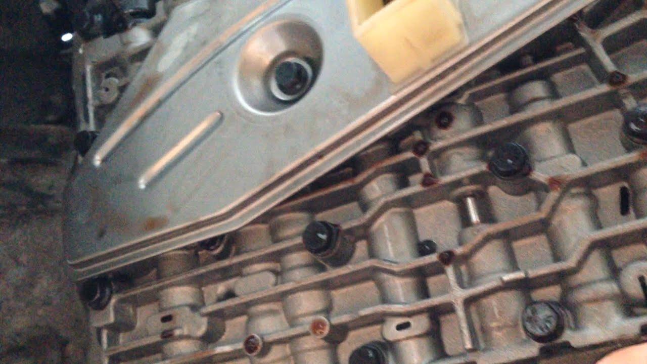 1992 ford ranger transmission fluid change a4ld c3 [ 1280 x 720 Pixel ]