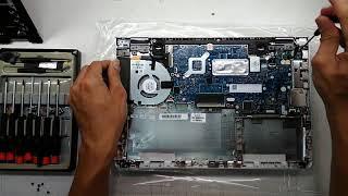 HP PAVILION X360 14-BA064TX GOLD add M.2 SSD and RAM