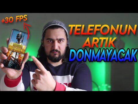 ANDROİD TELEFON NASIL HIZLANDIRILIR? | Android Telefon Fps Arttırma !