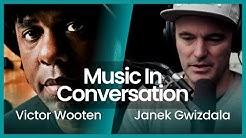 Interviewing Bass Hero Victor Wooten | The Practice Room #83