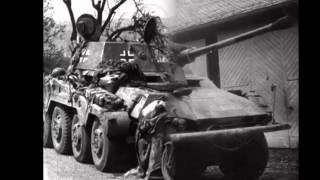 WW2 Wehrmacht SdKfz 234 Image HD - WW2 Wehrmacht SdKfz 234 Imagen HD