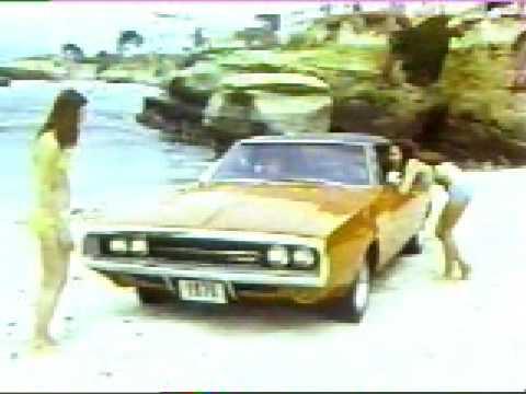 Banned Commercials 1970 Dodge Charger 500 Vintage 70 S