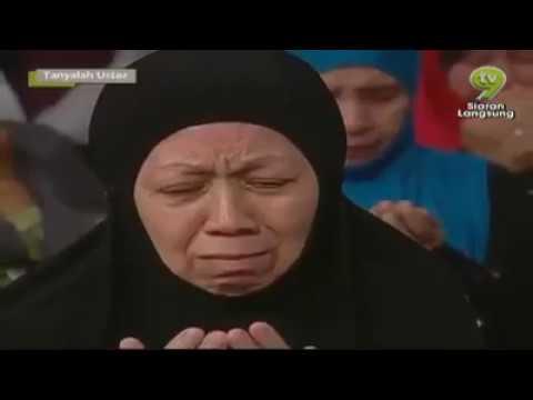 Doa sedih untuk ibubapa